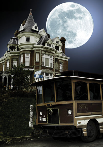 haunted-trolley