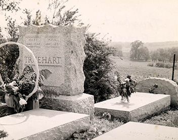 Atchison Cemetery Tour
