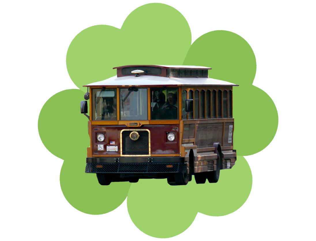Trolley_irish tour2