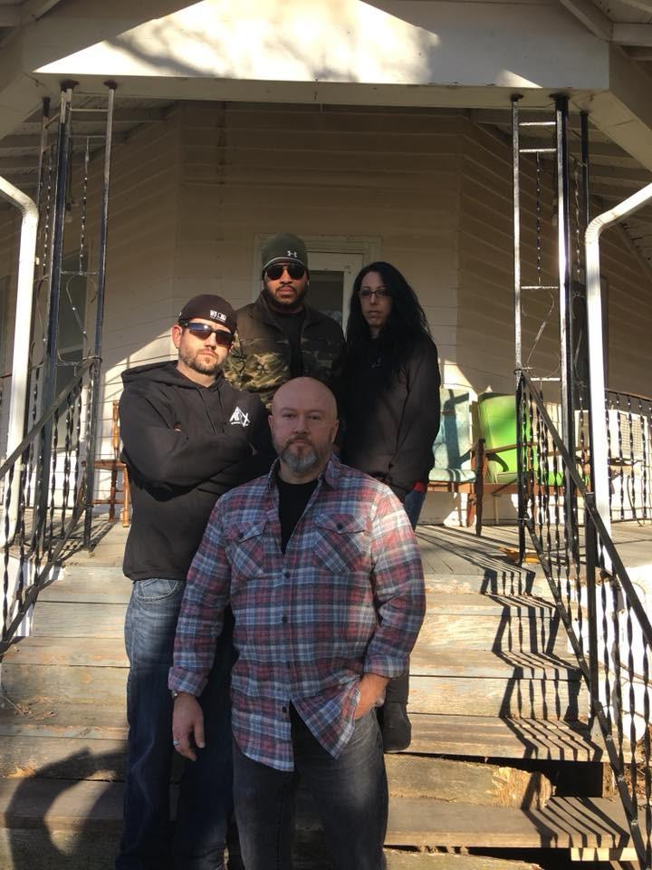 Apex Paranormal Team Photo