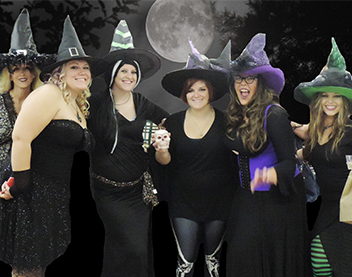 witches weekend